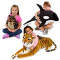 Giant Animal Plush