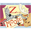 Z is for Moose Book Set